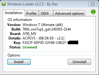 Image result for WINDOWS 7 LOADER