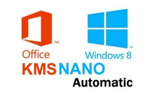 KmsNano 25 Automatic Activator Final 2017 Windows 7, 8, 8.1