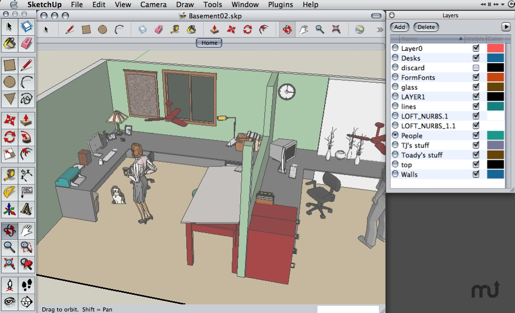Google Sketchup Pro 8 Crack + License Key [Mac + Windows]