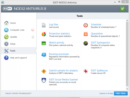 ESET NOD32 AntiVirus 10.0.390.0 Crack Username and Password Till 2020