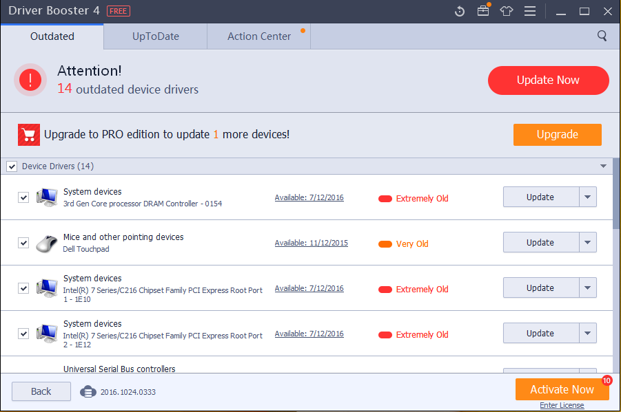 Driver Booster Free 4.2.0.478 Crack & Serial Key FREE Download