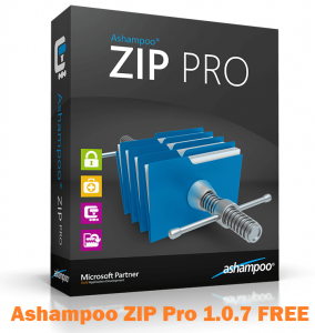Ashampoo ZIP Pro 2.2.0 Serial Key & Crack Free Download