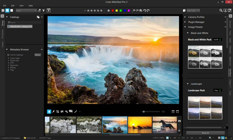 Corel Aftershot Pro 3 Crack With Serial Number Free [ Patch ]