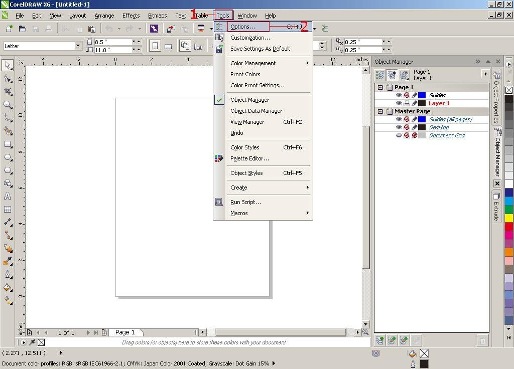 Corel Draw X6 Crack With KeyGen Free Download