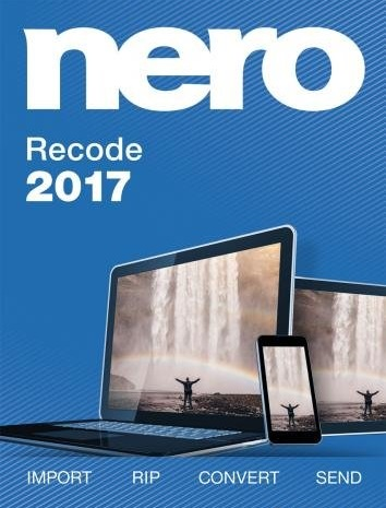 Nero 2017 Recode Crack 18 Full Free Download