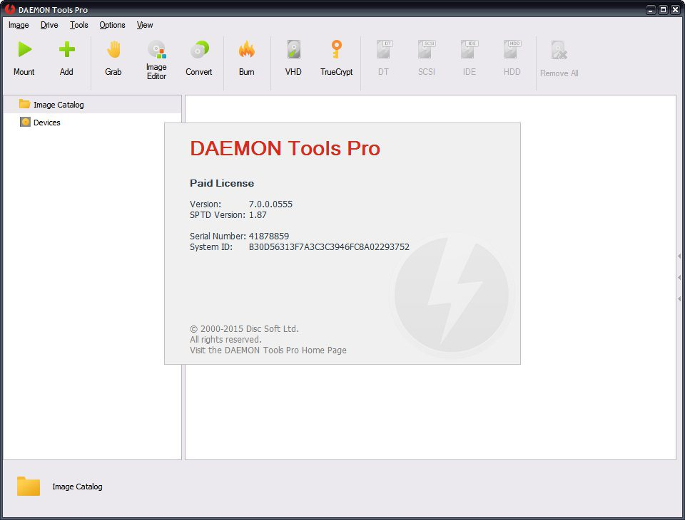 daemon tools pro serial number generator