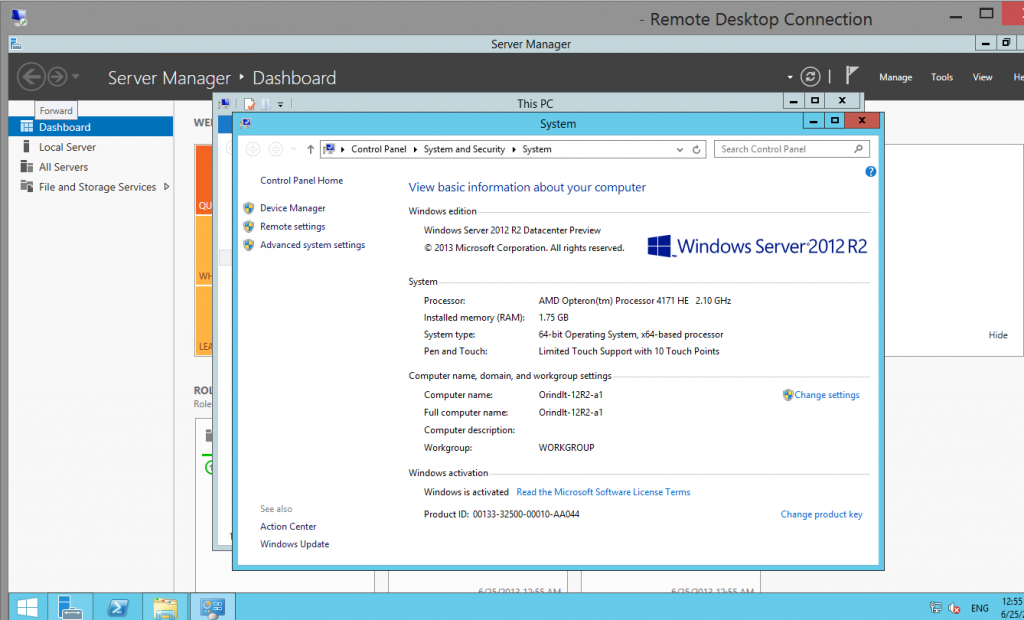 Windows Server 2012 R2 ISO Free Download