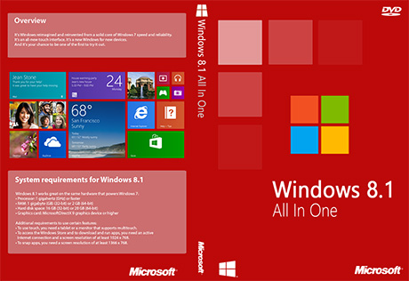 Windows 8.1 AIO 14in1 x86-x64 2017 Free Download