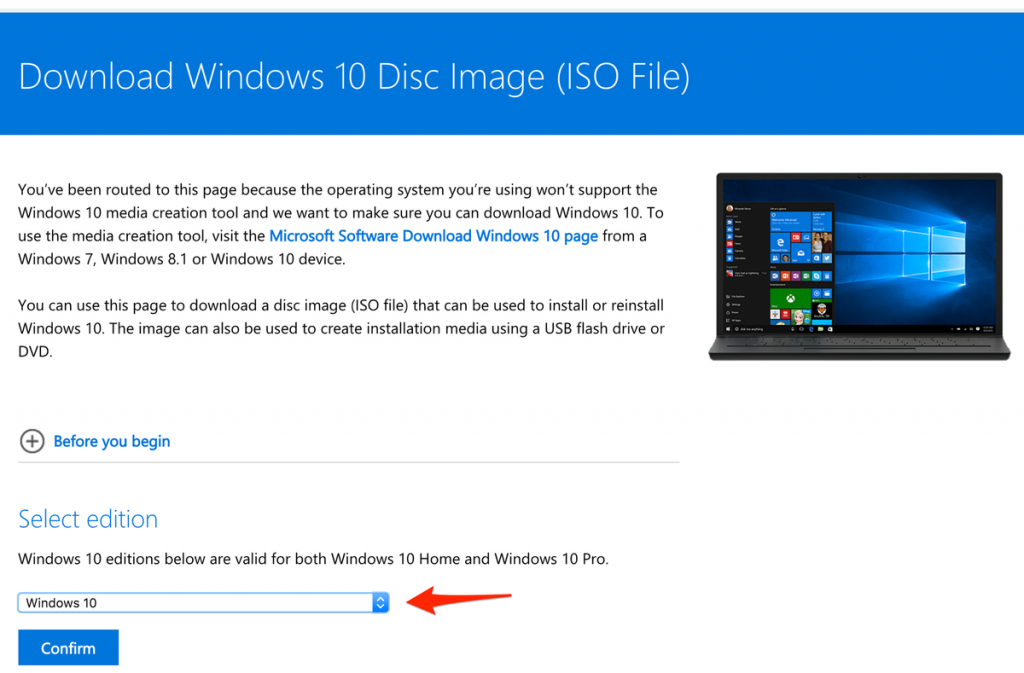 how to get a free windows 10 disc