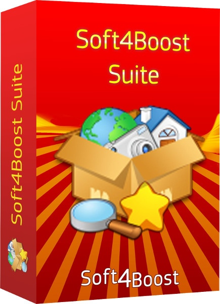 Soft4Boost Suite 3.9.5 Download Free [Windows + Mac]