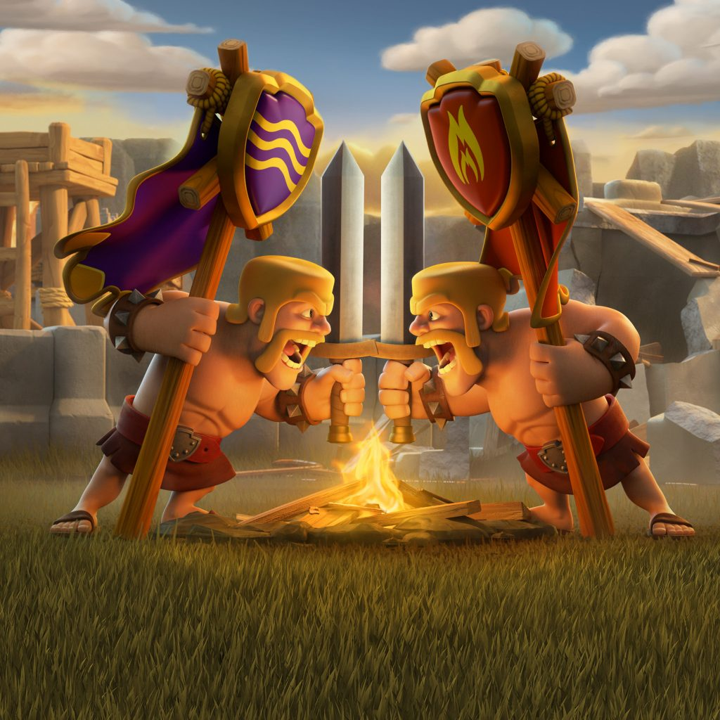 Clash Of Clans Mod APK Download Unlimited Coins, Gems