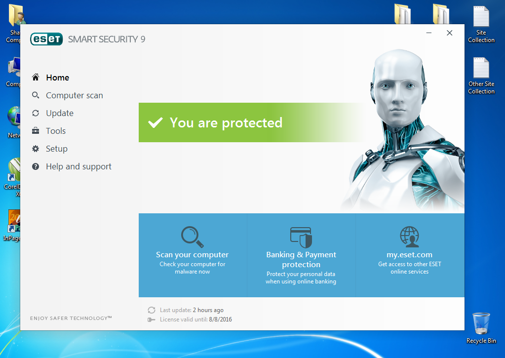 lifetime antivirus protection